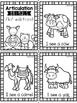 Articulation Vocabulary Books: Animal Edition