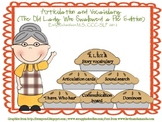 Articulation & Vocabulary: The Old Lady Who Swallowed a Pie Edition