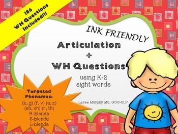 Articulation and Language