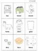 Articulation War Card Game: K, G, S, R, Vocalic R, SH, CH, L, L Blends