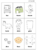 Articulation War Card Game: K, G, S, R, Vocalic R, SH, CH,