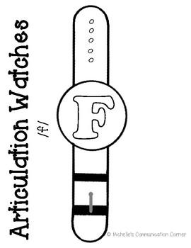 Articulation Generalization - Watches