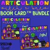 Articulation Witch's Brew Boom Cards Bundle for Speech Therapy