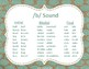 Articulation Word Lists (Burlap Style)