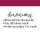 Articulation: Word Scramblers