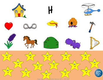 Articulation and Language Activities for the Beginning H Sound