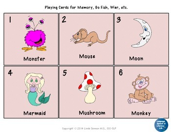 Articulation and Language Activities for the Beginning M Sound