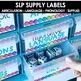 Articulation, Language & Phonology Toolbox Labels BUNDLED