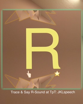 Articulation and Phonology R-Sound Isolation Practice