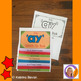 Articulation flip book- 'ay' vowel sound for speech and language therapy
