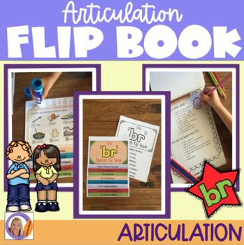 Articulation flip book- 'br' blend