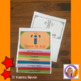 Articulation flip book- 'i' vowel sound for speech and language therapy
