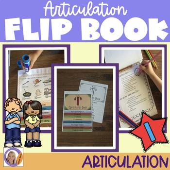 Articulation flip book- 'l'