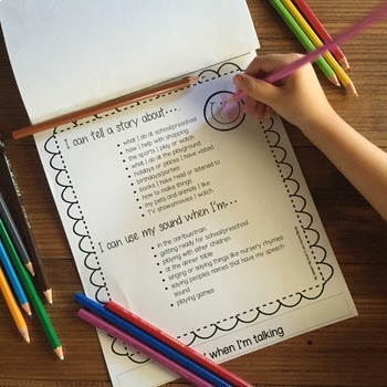 Articulation flip book- 'p' for speech and language therapy
