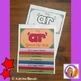 Articulation flip books- Vocalic r / vowels bundle