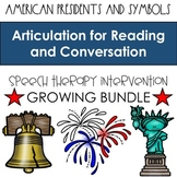 Articulation Stories for Speech Therapy: American Presiden