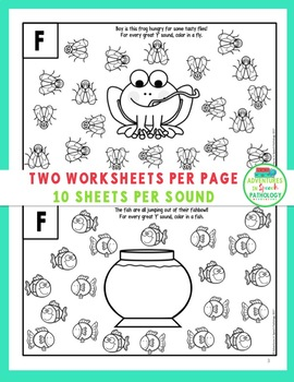 picture relating to Articulation Printable Worksheets named Articulation within just Isolation Worksheets: FREEBIE pattern