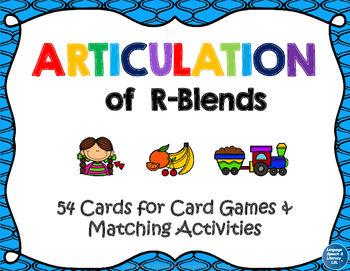 Articulation of R-Blends