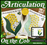 Articulation on the Cob: Speech Therapy Activity + Google