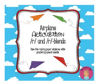 Articulation Therapy - R and R-Blends