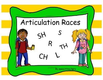 Articulation Races Bundle