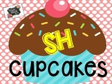 Articulation /sh/ cupcakes