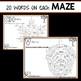 Articulation to A-MAZE: Autumn Edition