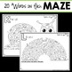 Articulation to A-MAZE: Spring Edition