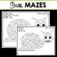 Articulation to A-MAZE: Spring Edition