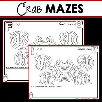 Articulation to A-Maze: Summer Edition