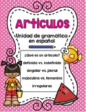 Artículos en español/Articles in Spanish for Spanish Learners