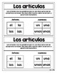 Artículos en español/Articles in Spanish for Spanish Learners