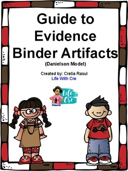 Artifact Binder Guide (Danielson Model)