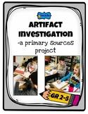 Artifact Investigation