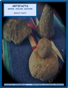 Artifacts: Define, Discover, Analyze