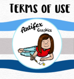 Artifex Graphics- TERMS OF USE