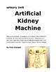 Artificial Kidney Machine Activity