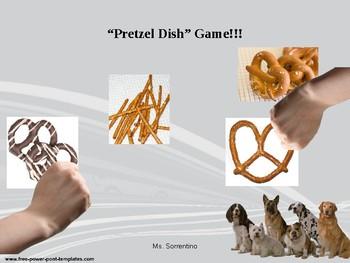 """Artificial Selection """"Pretzel Dish"""" Game Lesson"""
