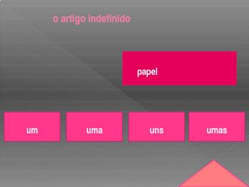 Artigos (Articles in Portuguese) powerpoint