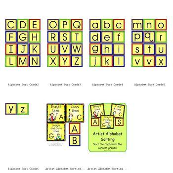 Artist Alphabet Sorting
