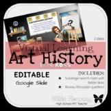 Artist: Bob Ross CONTEMPORARY Artist CRITIQUE (art history)