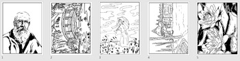 Artist Coloring Pages: Monet (Great for early finishers, free art & sub plans)