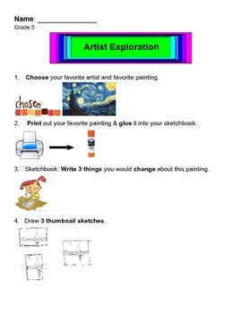 Artist Exploration