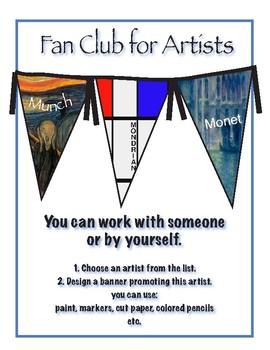 Artist Fan Club