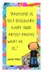 Dollar Deals: Art History Inspirational Posters: Jackson Pollock