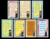 Art History Posters: Monet, Van Gogh, Picasso, O'Keeffe, Munch, Pollock, Warhol