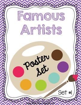 Artist Poster Set