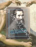 Artist Posters - Michelangelo