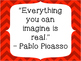 Artist Quotes - 50 Posters for Classroom Decor