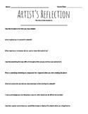 Artist Reflection